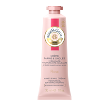 Rose - Hand & Nail Cream Tube - 1oz M6805321